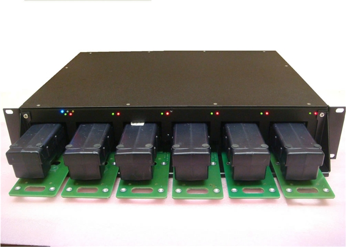 Image of 8 cell batteries